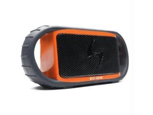ECOXBT Orange Waterproof Speaker w/ BT