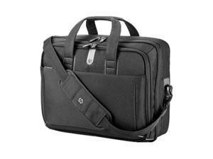 "HP Carrying Case (Briefcase) for 15.6"" Notebook, Tablet PC - Handle, Sling Strap - 12.3"" Height x 16.5"" Width x 5.8"" Depth"