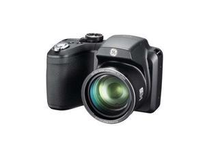 GE Power Pro Series X2600 Black 16.08 MP 26X Optical Zoom 26mm Wide Angle Camera HDTV Output