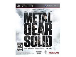 Metal Gear Solid Legacy PS3
