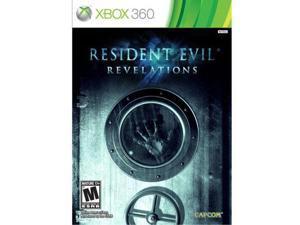 Resident Evil Revelations X360