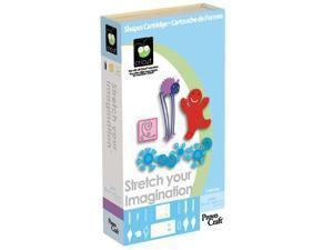 Cricut Shape Cartridge-Stretch Your Imagination