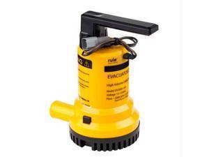 Rule Evacuator 2000 G.H.P. High Capacity Dewatering Pump