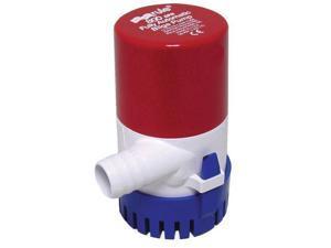 Rule 800 GPH Round Automatic Bilge Pump - 12v - 20RS