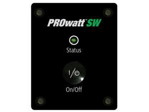 Xantrex Remote Panel With 25' Cable For Prowatt Sw Inverters
