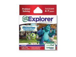 Explorer Monsters University