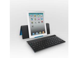 Logitech Black Tablet Keyboard For iPad Model 920-003676
