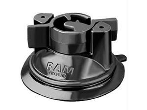 RAM Mount 3.3 Suction Cup Base w/Twist Lock