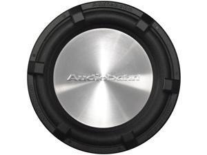 "Audiobahn 12"" Flame Black Cast Basket 1000W RMS Dual 6Ohm"
