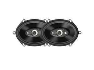 Dual DLS574 Speaker - 40 W RMS/160 W PMPO - 4-way