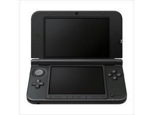 Black Black 3DS XL