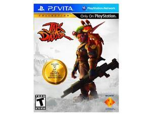 Jak and Daxter Collection PlayStation Vita