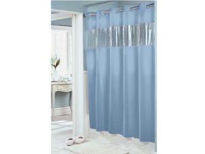 HK Shower Curtain 71x74 Blue