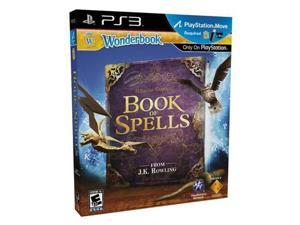 Wonderbook Book of Spells PS3