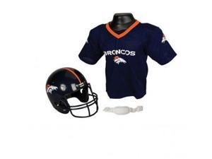 Yth Broncos Helmt Jsy Set OSFA