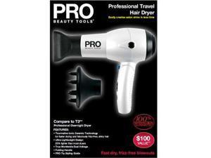 Pro Beauty Travel Hair Dryer