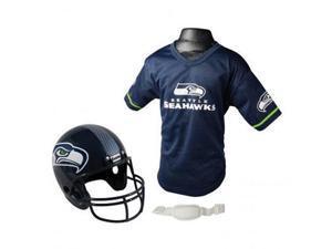 Yth Seahawks Helmet Jsy OSFA