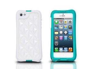 The Joy Factory aXtion Go CWD106 Rugged Water-Resistant Case with Air Cushion Design for iPhone 5/5s