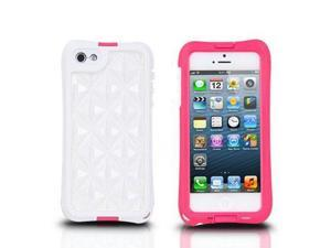 The Joy Factory aXtion Go CWD105 Rugged Water-Resistant Case with Air Cushion Design for iPhone 5/5s