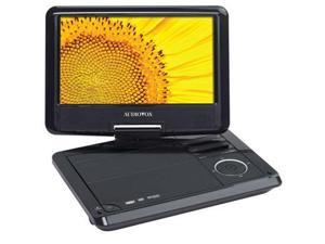 "9"" Swivel Portable DVD Player"