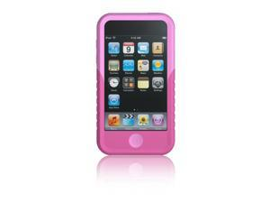 TuffWrap Accent Case for iTouch 2G Pink/Pink