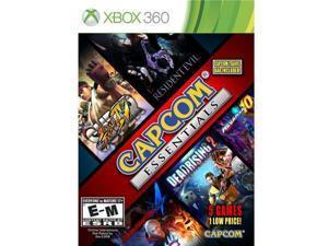 Capcom Essentials  X360