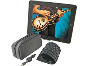 Roll-Up Bluetooth? Keyboard and Stand for iPad?
