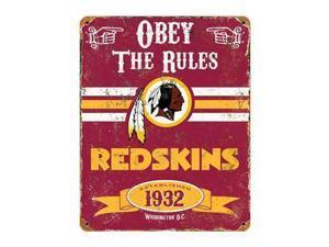 Redskins Vintage Sign