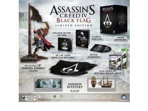 Assassins Creed IV B F CE PS3