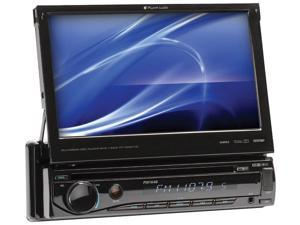 """Planet 7"""" Single Din Receiver Touchscreen TFT Monitor SD/USB Aux in Remote"""