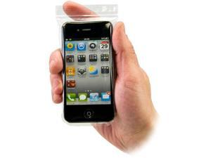 Bracketron Mobile Lifestyle Series SmartWraps Fitted Zip Bag for iPod Touch/iPhone ORG-407-BX
