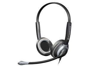 Binaural Headset w XL Ear Cap