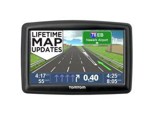 "TomTom GO 50S 5"" GPS Receiver in Bulk Packaging with Built-In Bluetooth and Lifetime Traffic and Map Updates"