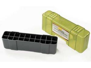 Plano 20 Round Ammo Case Green .220 .243 .257 .270 .300 .308 6 Pack GG1229-20