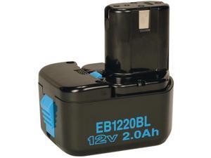 HITACHI 320386 12-Volt EB1220BL NiCd Battery