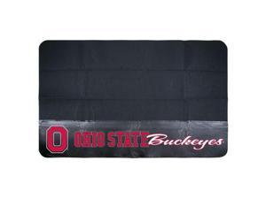 Mr. Bar-B-Q 15043OHSTGD Ohio State Buckeyes Grill Mat