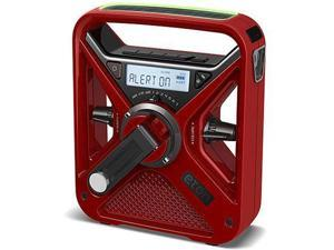 Weather Alert Radio   Red
