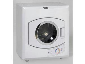 """Avanti D110-1IS 24""""  Front Load Automatic Cloth Dryer, White"""
