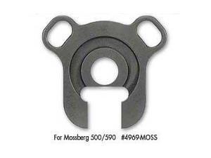 Ergo Grip Double Sling Loop End Plate, Fits Mossberg 500/590, Black 4969
