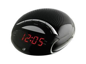 Dual Alarm Clock AM/FM Radio