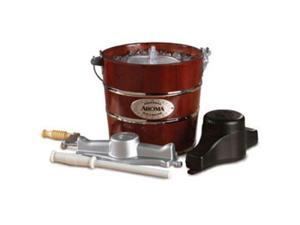 Aroma AIC-244 4-Quart Traditional Ice Cream Maker