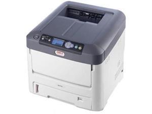Oki C711DN LED Printer - Color - 1200 x 600 dpi Print - Plain Paper Print - Desktop - 36 ppm Mono / 34 ppm Color Print - 1690 sheets Input - 100000 pages per month - Automatic Duplex Print - LCD - Eth