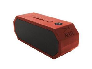Altec Lansing XL Jacket Speaker System - Wireless Speaker(s) - Black - CINEMA DSP Digital - Bluetooth - iPod Supported