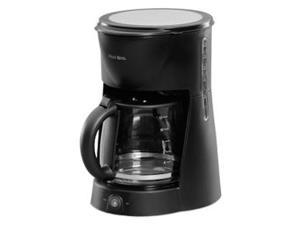12 Cup Drip Coffeemaker Black