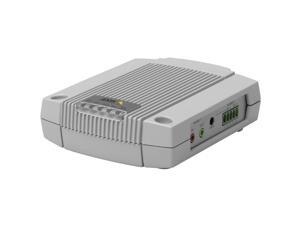 AXIS P8221 NETWORK I/O MODULE AND
