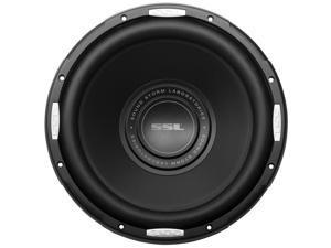 """Soundstorm 10"""" Woofer 1500W Max Dual 4 OHm voice coil"""