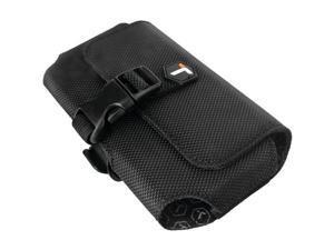 TOUGH TESTED TT-2XL-BK Universal 2XL Case with Belt Latch