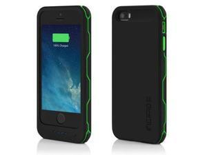 Incipio IPH-1051-BLK iPhone 5/5S OffGrid Rugged Backup Battery Case Black / Gree