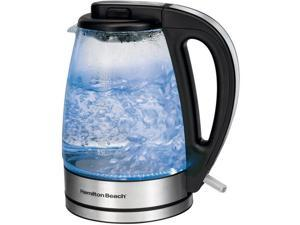 Hamilton Beach 40865 1.7L Glass Kettle