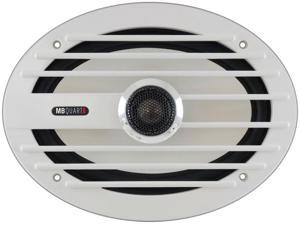 "MB Quart NKF692 6x9"" 2-Way Nautic Series Coaxial Marine Speakers"
